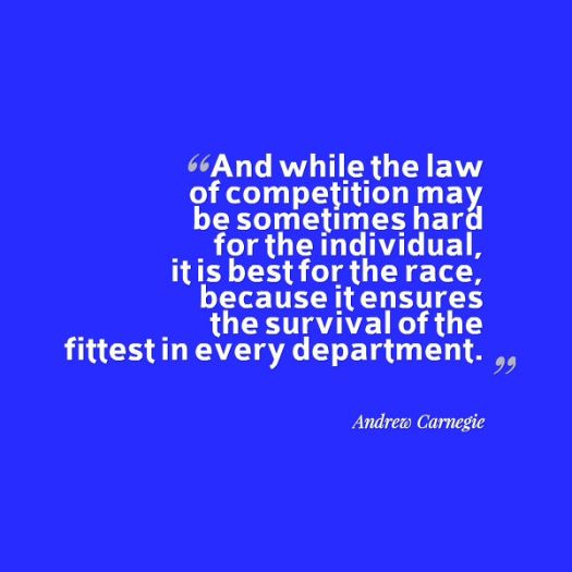 competition quote