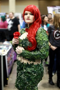 photo credit: Poison Ivy cosplayer via photopin (license)