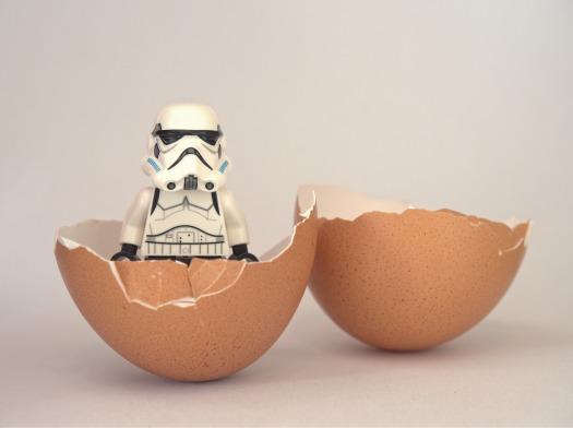 stormtrooper egg hatch