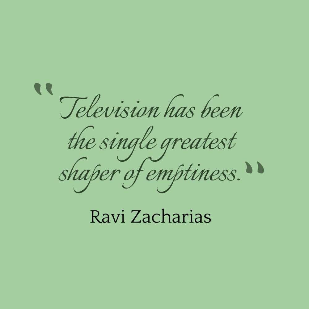 zacharias bad tv-