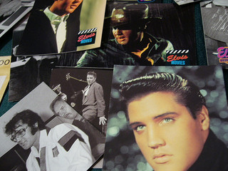 photo credit: Elvis non sports cards via photopin (license)