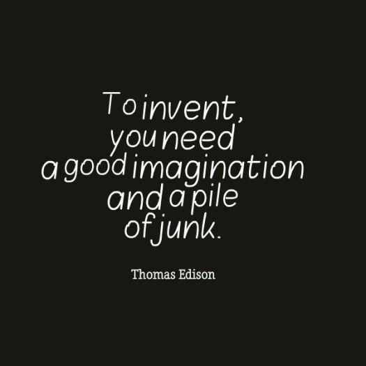 invention quote