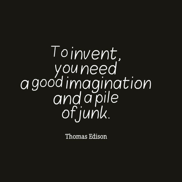 invention quote