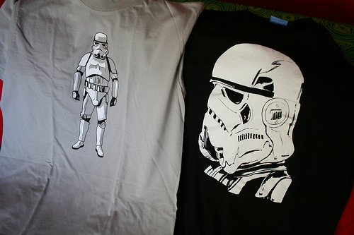 photo credit: T-shirts via photopin (license)