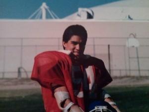 Me, circa 9th grade.