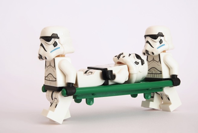 stormtrooper triage