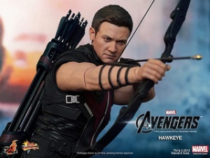 photo credit: The Avengers: 1/6th scale Hawkeye via photopin (license)