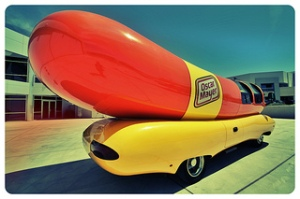 photo credit: Wienermobile! via photopin (license)
