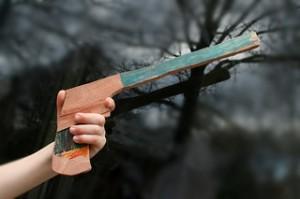 photo credit: wooden toy gun via photopin (license)