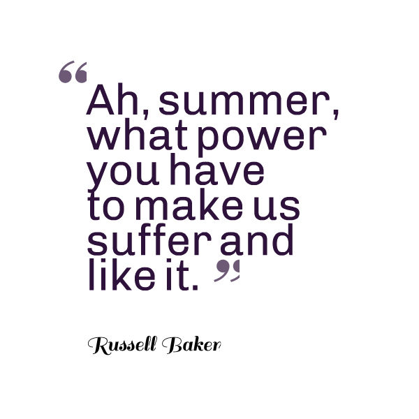 summer vacation quote