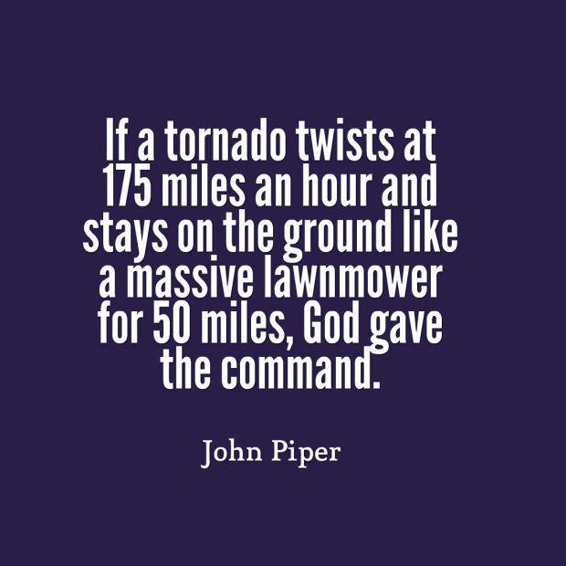 tornado quote