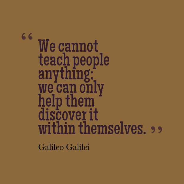 galilei teach