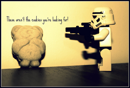 photo credit: These Aren't the Cookies You're Looking For! via photopin (license)