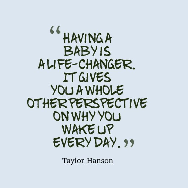 parenting changer quote