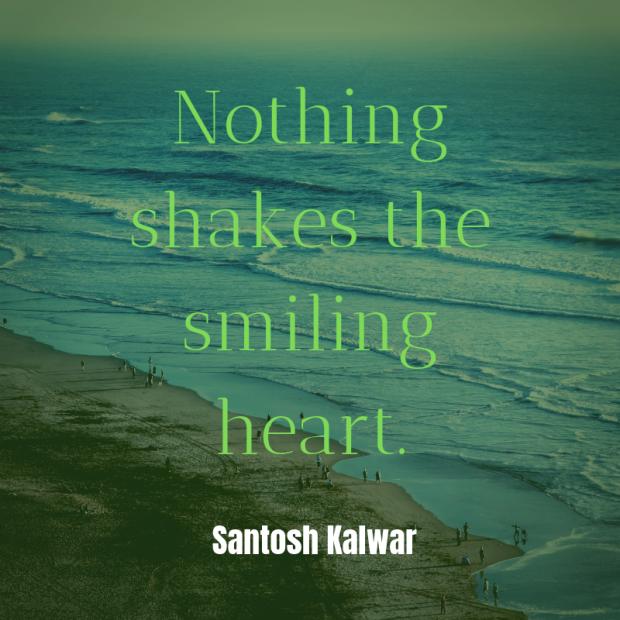 kalwar quote smile
