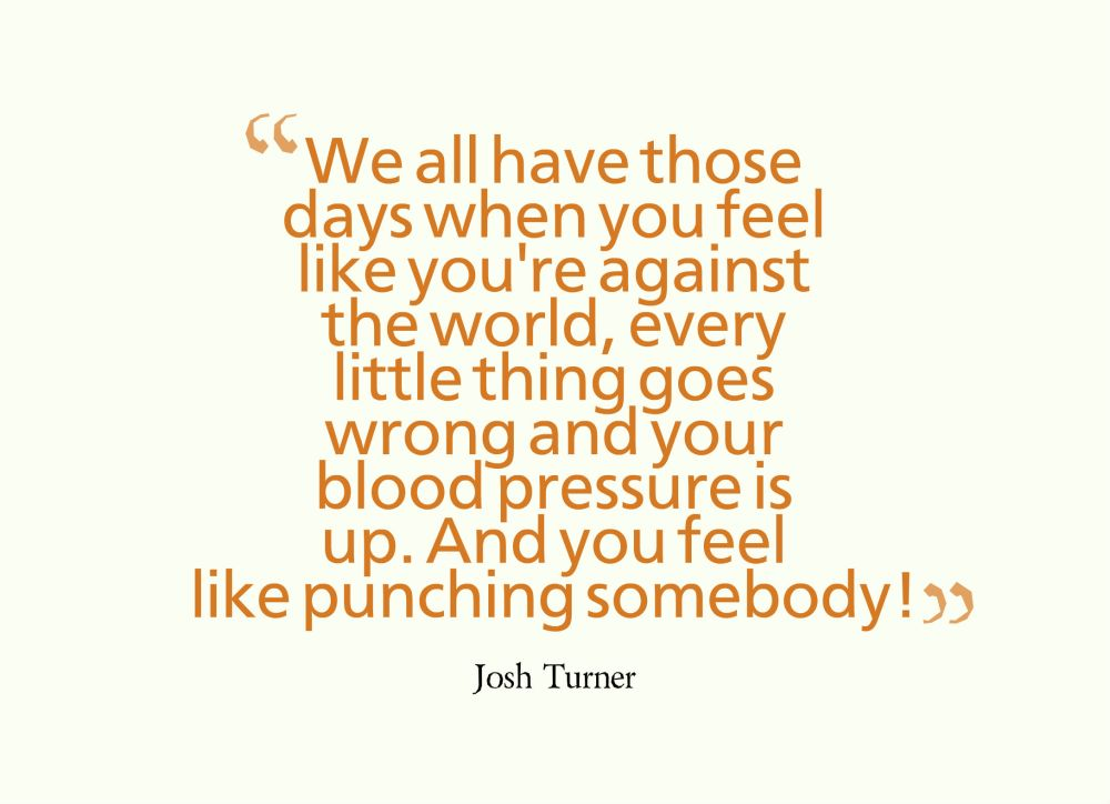 blood pressure quote