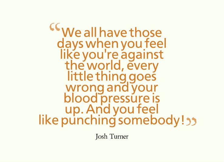 blood pressure quote