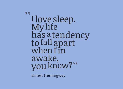 sleep quote