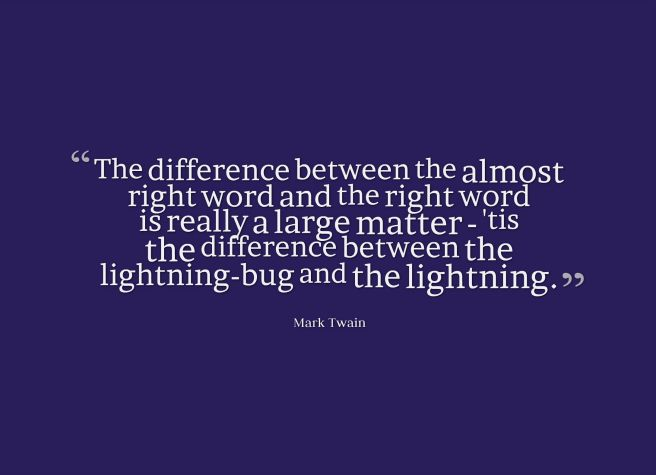 lightning quote