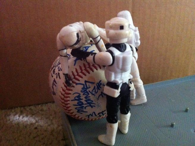 outsmarted baseball