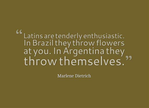 latins quote