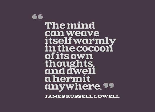 hermit quote