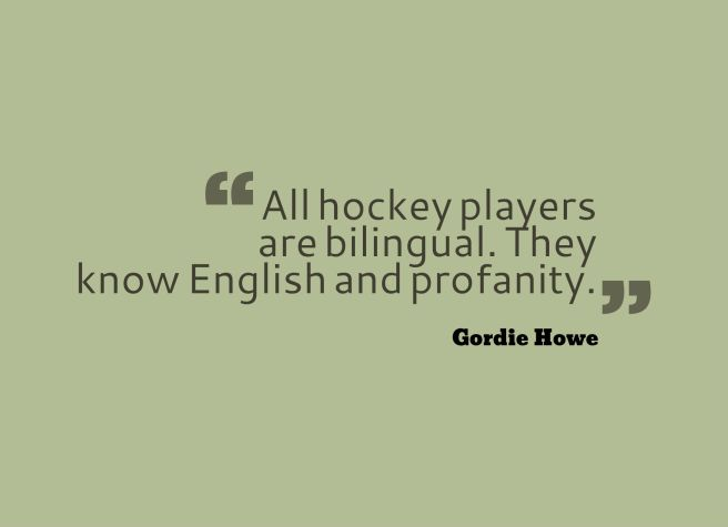hockey quote