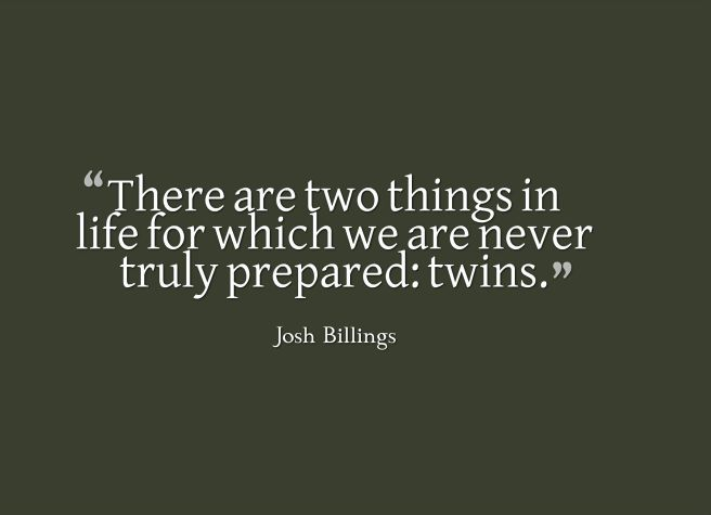 twins quote