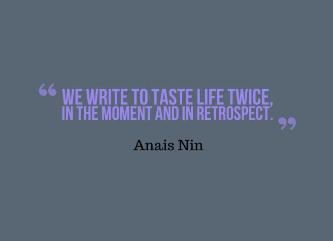 on writing quote