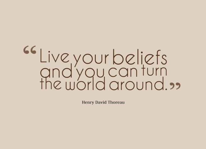 belief 2 quote