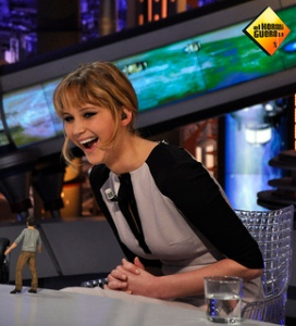 photo credit: Jennifer Lawrence vino a divertirse a El Hormiguero via photopin (license)