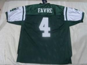 photo credit: NY jets #4 FAVRE green jersey via photopin (license)