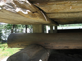photo credit: log structure via photopin (license)