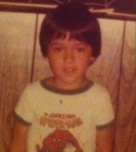 Me, Circa 1976.