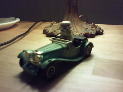 photo credit: Stormtrooper Rides in Style via photopin (license)