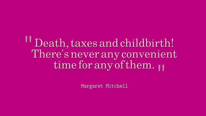 childbirth quote
