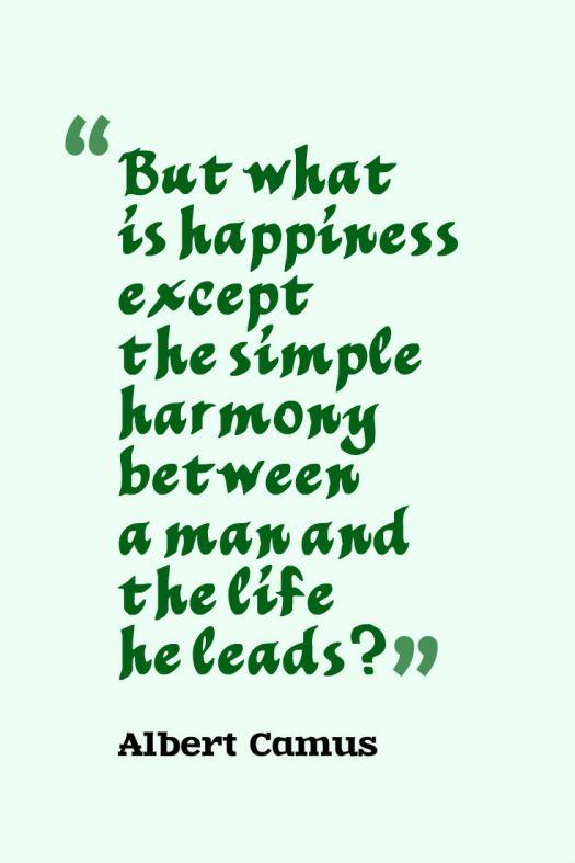harmony quote