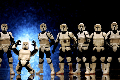 photo credit: Where's William Shatner? Star Wars VI via photopin (license)