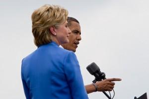 photo credit: Hillary & Barack via photopin (license)