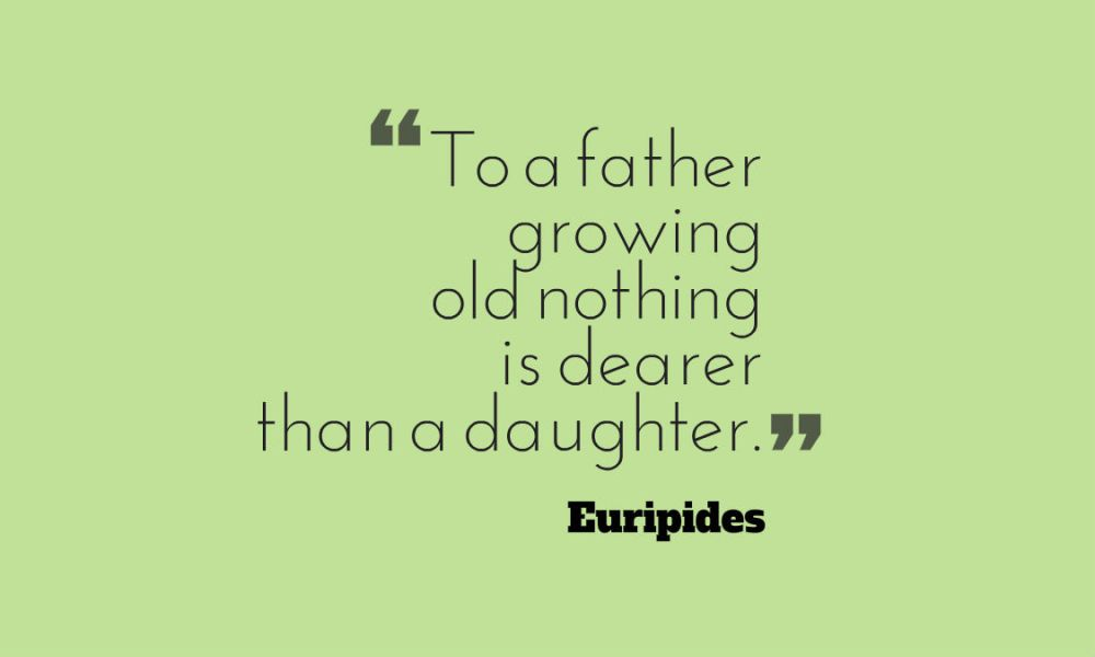 father quote