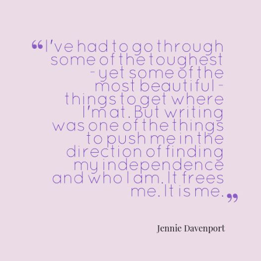 jennie quote