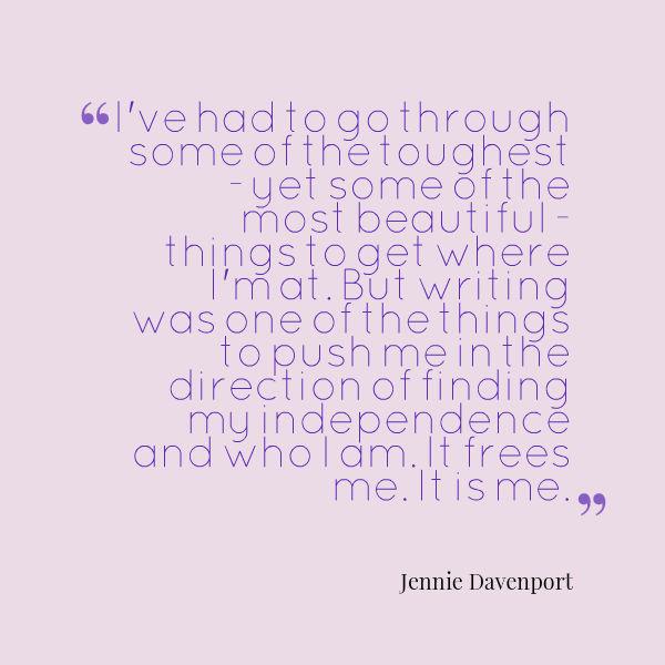 jennie quote