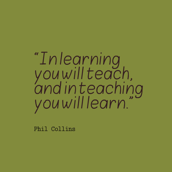 learn quote