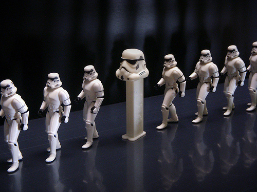 photo credit: A Little Tall For A Stormtrooper via photopin (license)