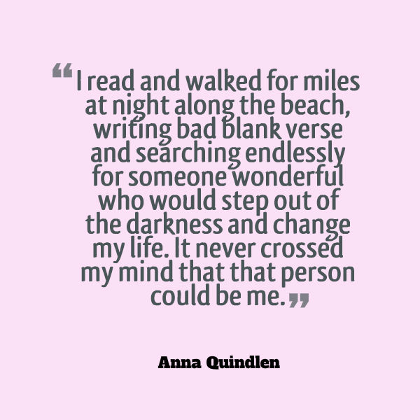 quote about writing