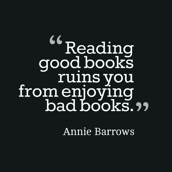 bad books quote