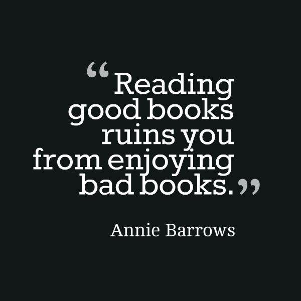bad books quote