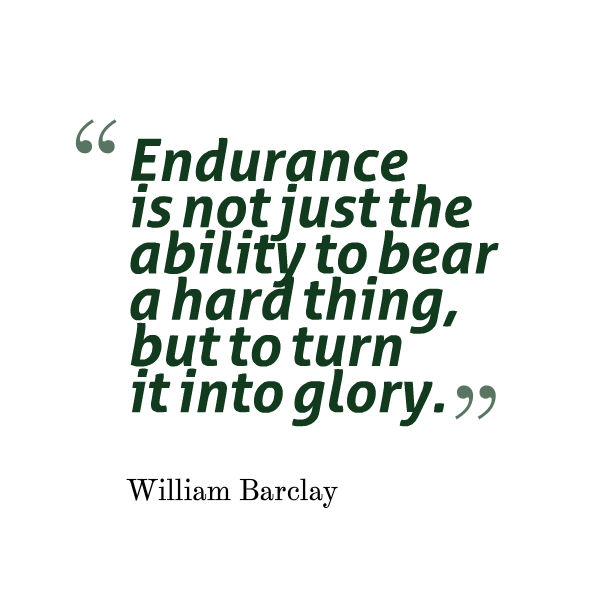 endurance quote