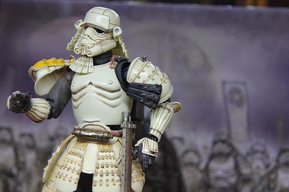 By William Tung from USA (SWCA - Samurai Stormtrooper) [CC BY-SA 2.0 (http://creativecommons.org/licenses/by-sa/2.0)], via Wikimedia Commons