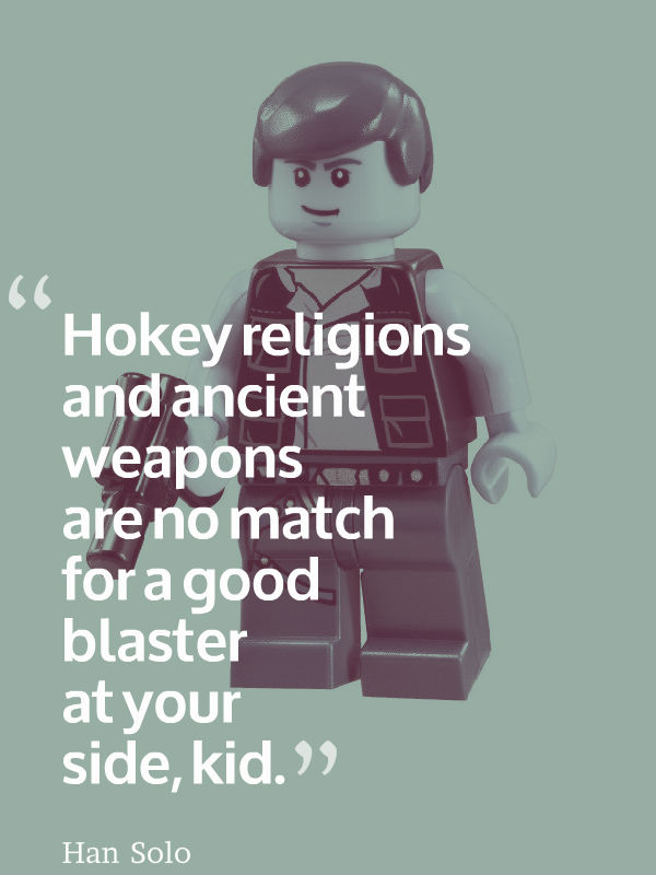han quote